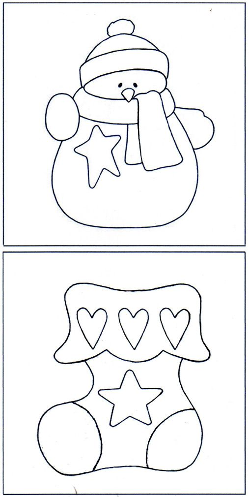 Christmas coloring page coloring pages Pinterest Craft - new christmas coloring pages penguins