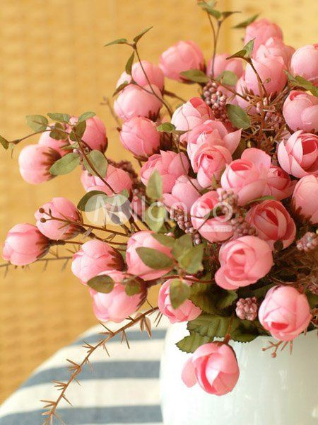 Silk Flower Arrangements On Pinterest Silk Flower