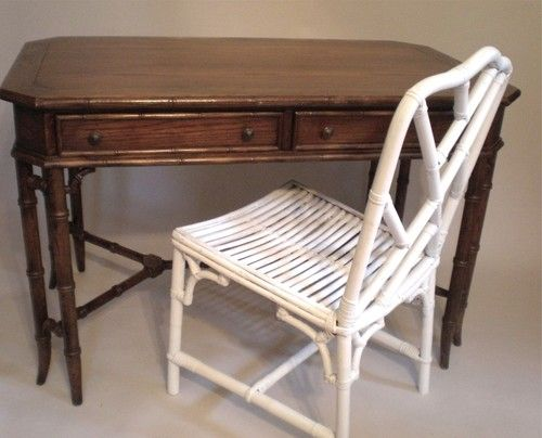 Chippendale Writing Desk  side tables and accent tables