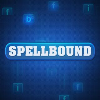 Can you find all the words in the Spellbound word scramble