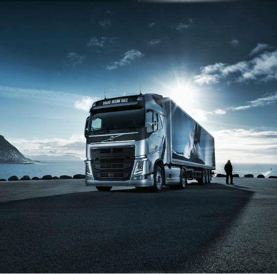 880 Volvo Trucks For Sale: Pub Volvo Trucks New Volvo Fh