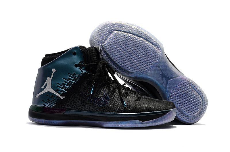 0b6d7a09e9ed ... buy 2017 cheap mens air jordan 31 all star black metallic silver  blackdiscount shoescheap sneakers 613e6