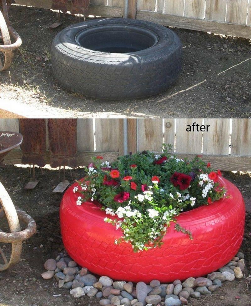 Gartenideen für wenig Geld: die besten Vorschläge und Anregungen