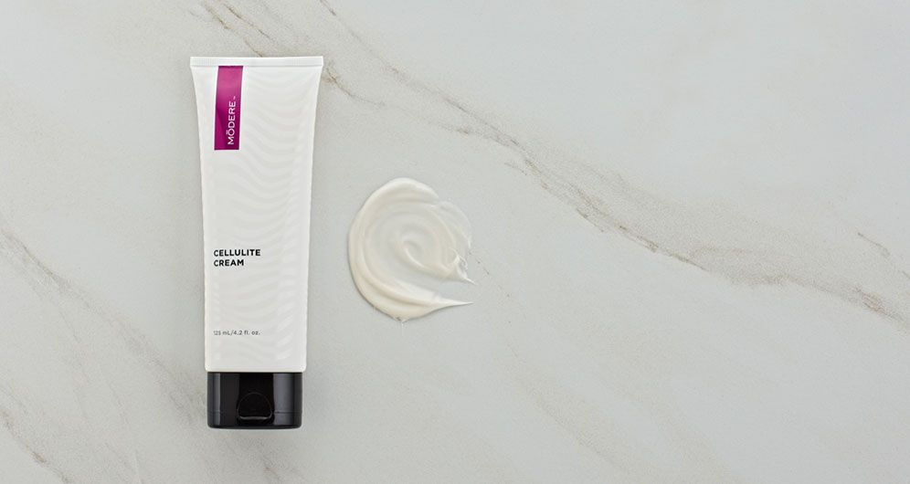 - Cellulite Cream by Modere - Helps you gain firm, smooth looking skin by distributing active, botanical ingredients with our time-release delivery system.
