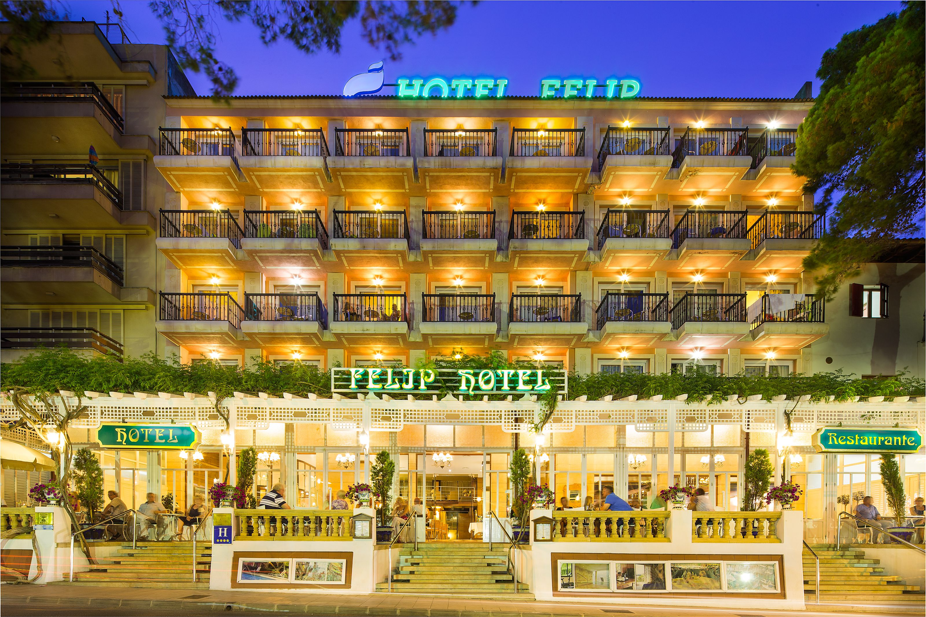 Hotel THB Felip Porto Cristo #seaview #holidays #vacaciones #Mallorca #Majorca #Majorque #hotel #hotels #hoteles