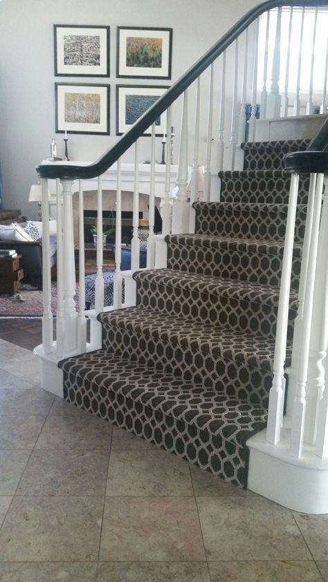 Best 17 New Ideas For Striped Stairs Carpet Painted Staircases 640 x 480