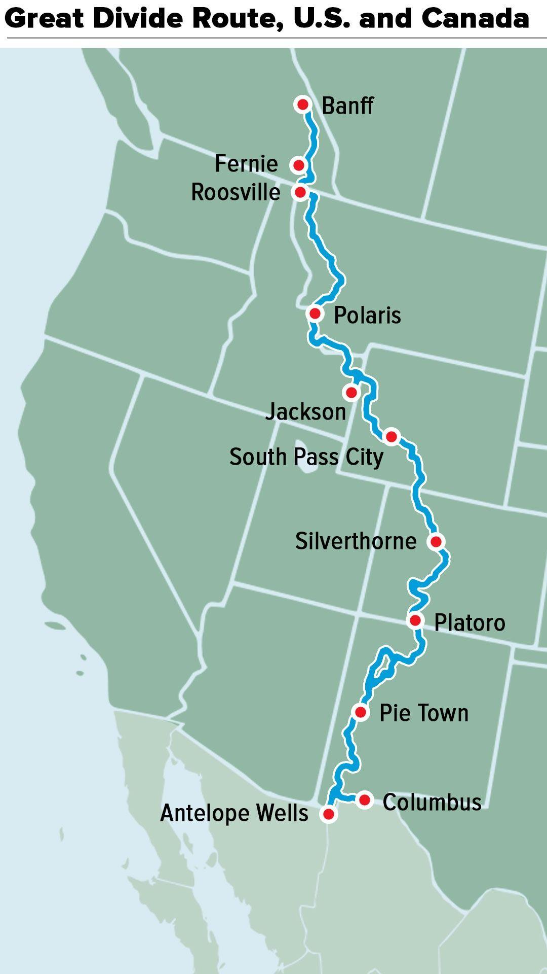 The 7 Best Bike Routes In The World Bike Route Bike Trips