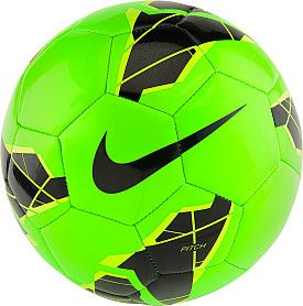 save off ee007 0edba NIKE Pitch Soccer Ball I love the color