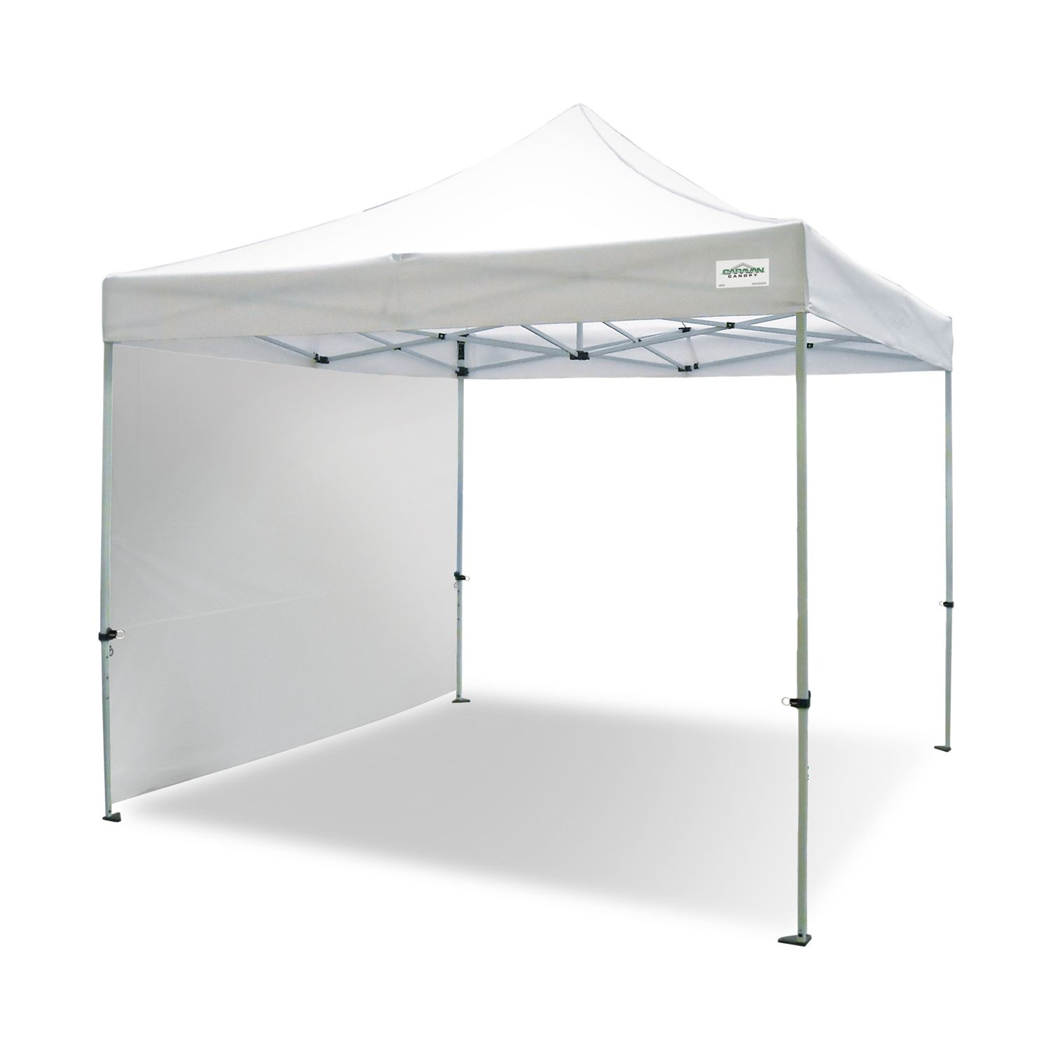 Titanshade 10x10 10x15 Instant Canopy Kit White Steel Frame Ez Ups Instant Canopy Canopy Steel Frame