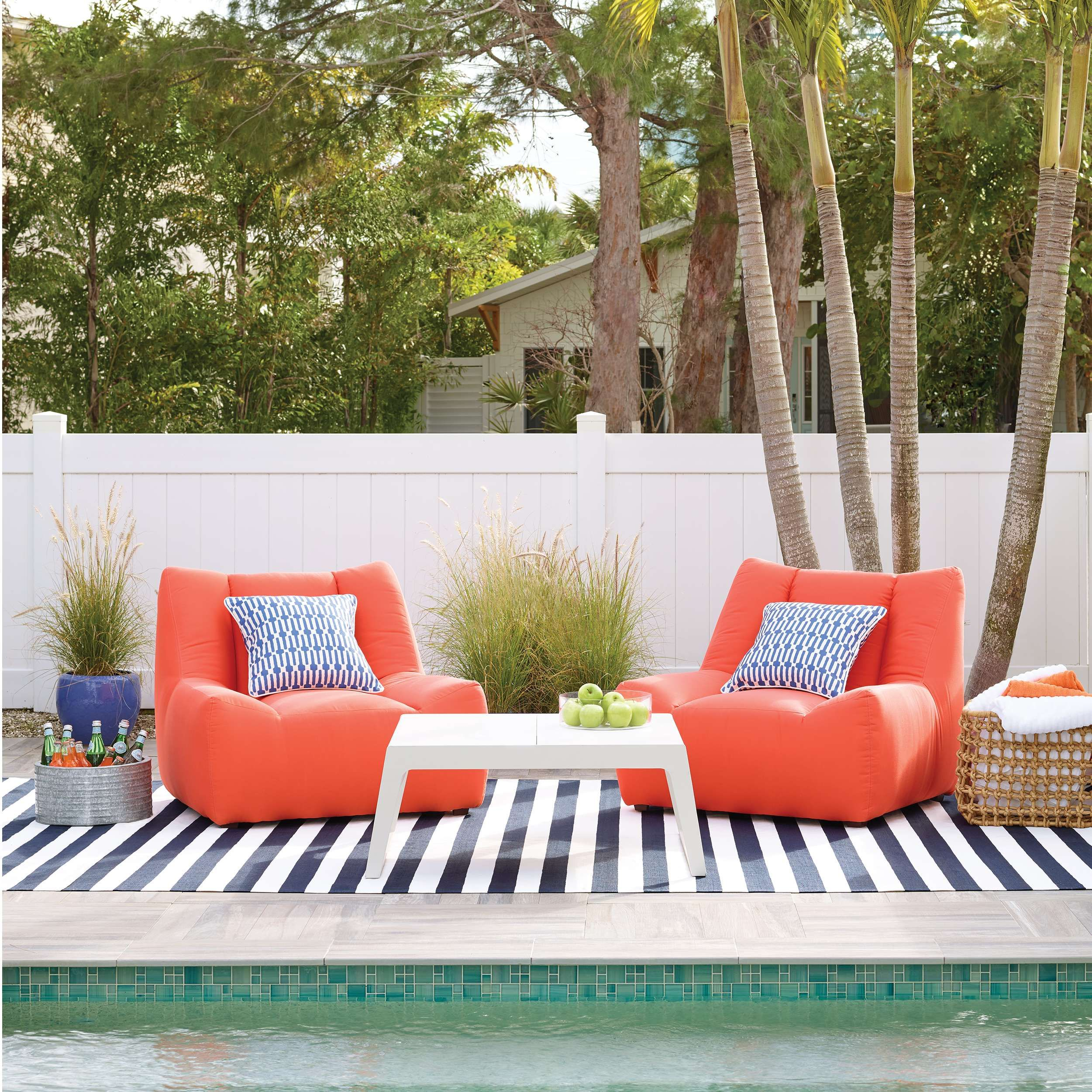 Sunbrella Platinum Heathered Dune Chair   Furniture ... on Dune Outdoor Living  id=82660