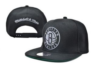 Brooklyn Nets Casquette Snapback Mitchell And Ness Pas Cher