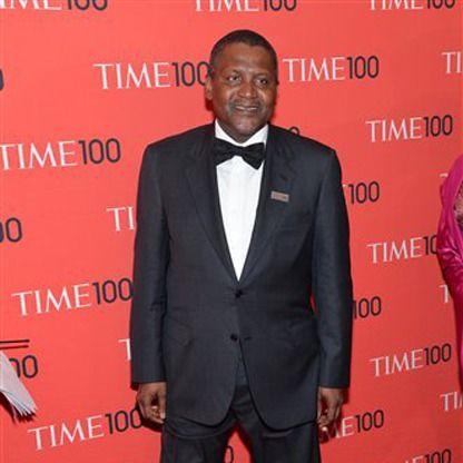 Aliko Dangote - #51 Billionaires, #1 Africa's 50 Richest, #71 Powerful People, #68 Real-Time Billionaires