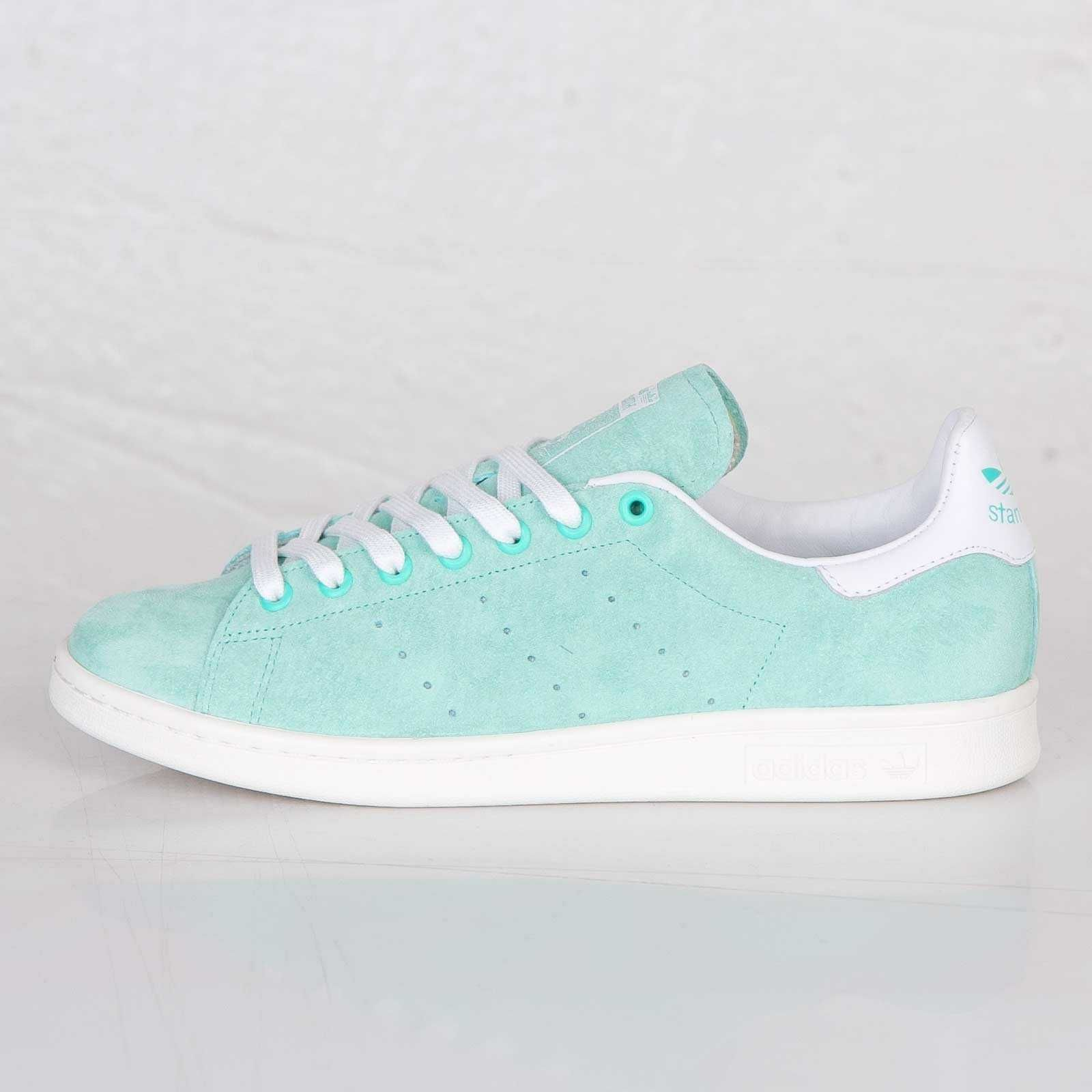 adidas stan smith dam grön