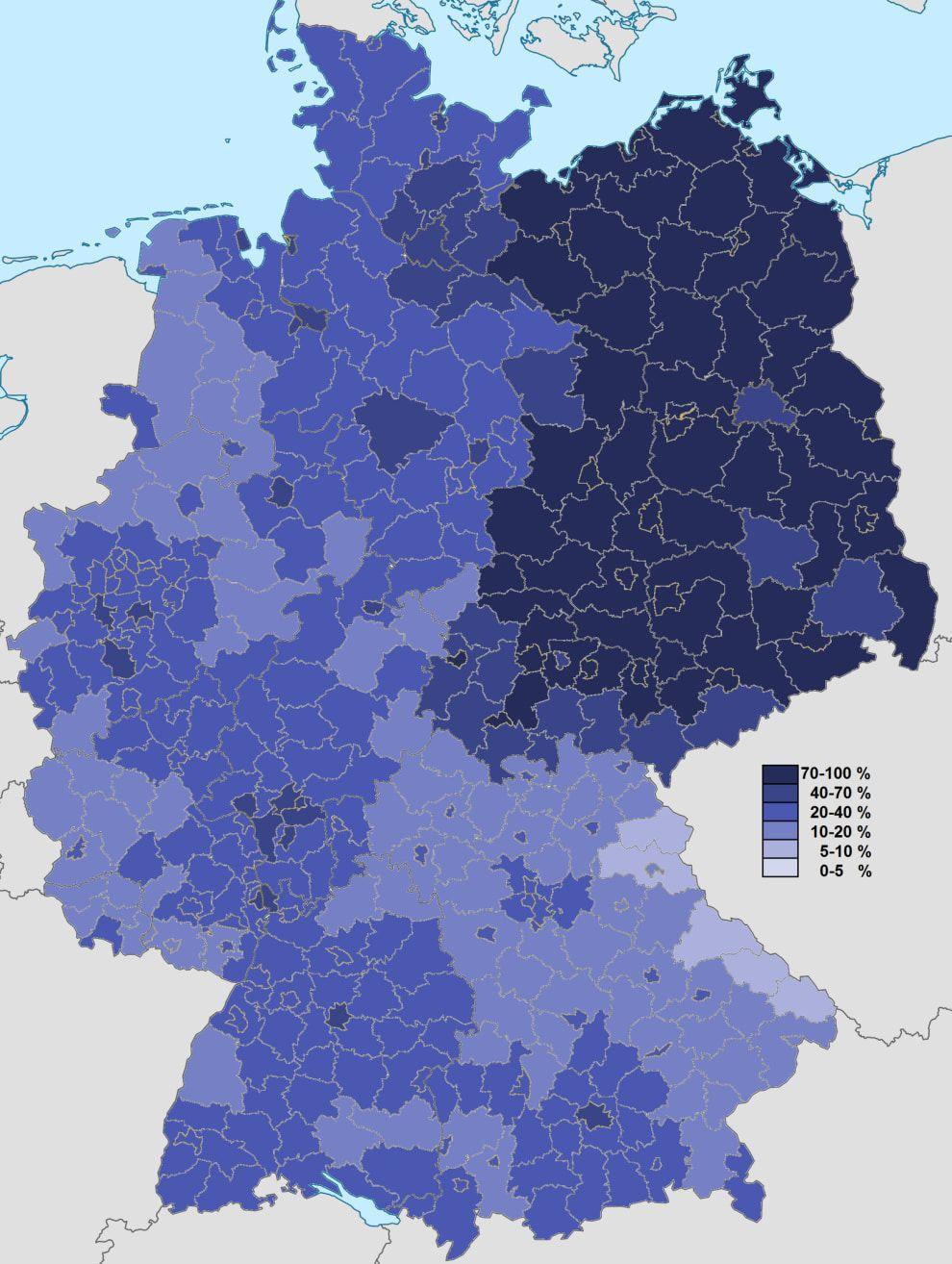 25 Karten Die Dir Genau Erklaren Wie Deutschland Funktioniert Mit Bildern Karte Deutschland Deutschlandkarte