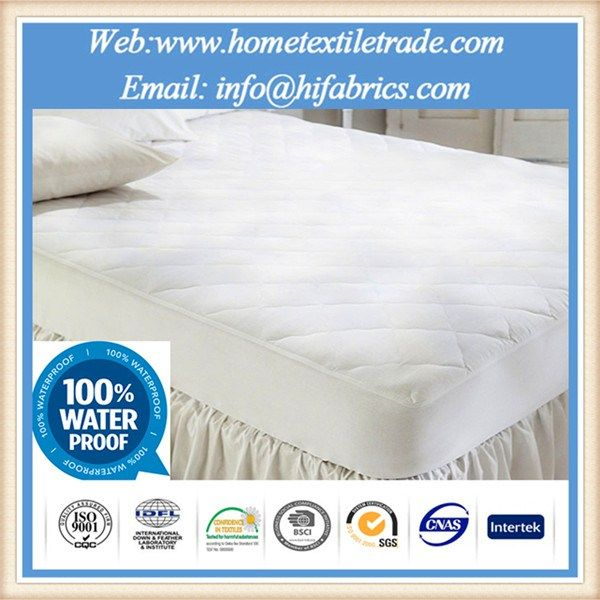 Memory Foam Latex Mattress Topper Protector Quilting Waterproof Down Microfiber In Gold Coast