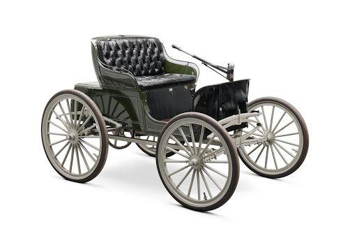 1896 Duryea Runabout Duryea Automobile Henry Ford