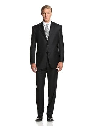 -52,400% OFF Hickey Freeman Men's Solid Suit (Black)