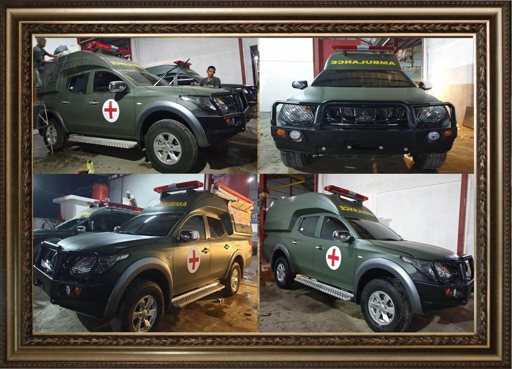 Pin On Pembuat Karoseri Mobil Ambulance