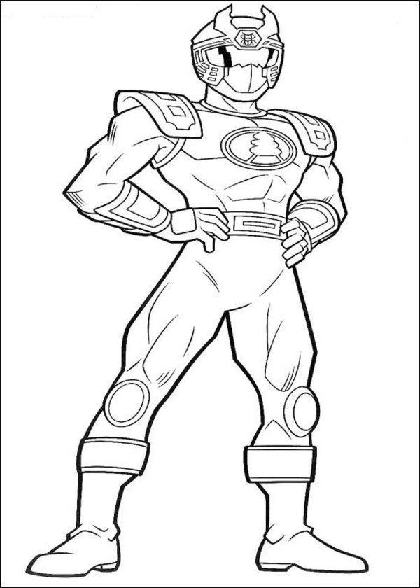 Free Printable Power Rangers Coloring Pages For Kids Power Rangers Coloring Pages Power Rangers Mystic Force Coloring Pages