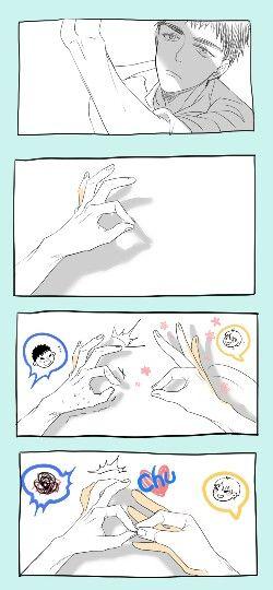 KiKasa - beijo por dedos 1