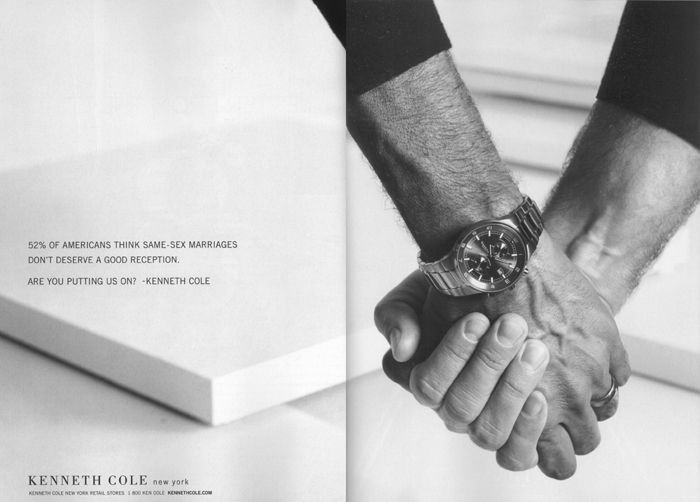 Ad compares coming out to shooting your dad in the heart