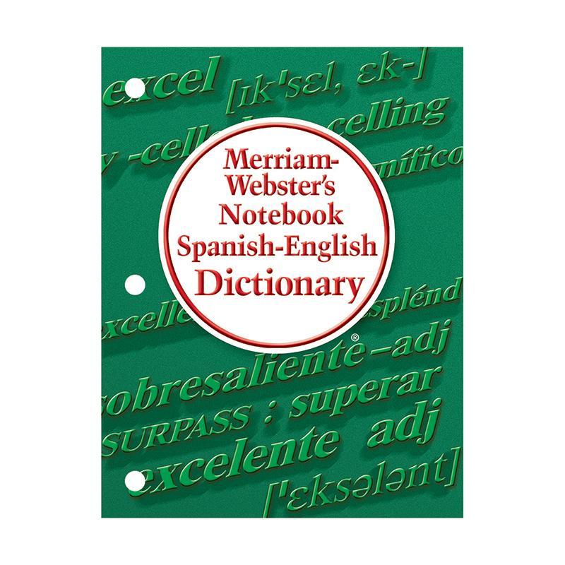 (6 Ea) Merriam Websters Notebook