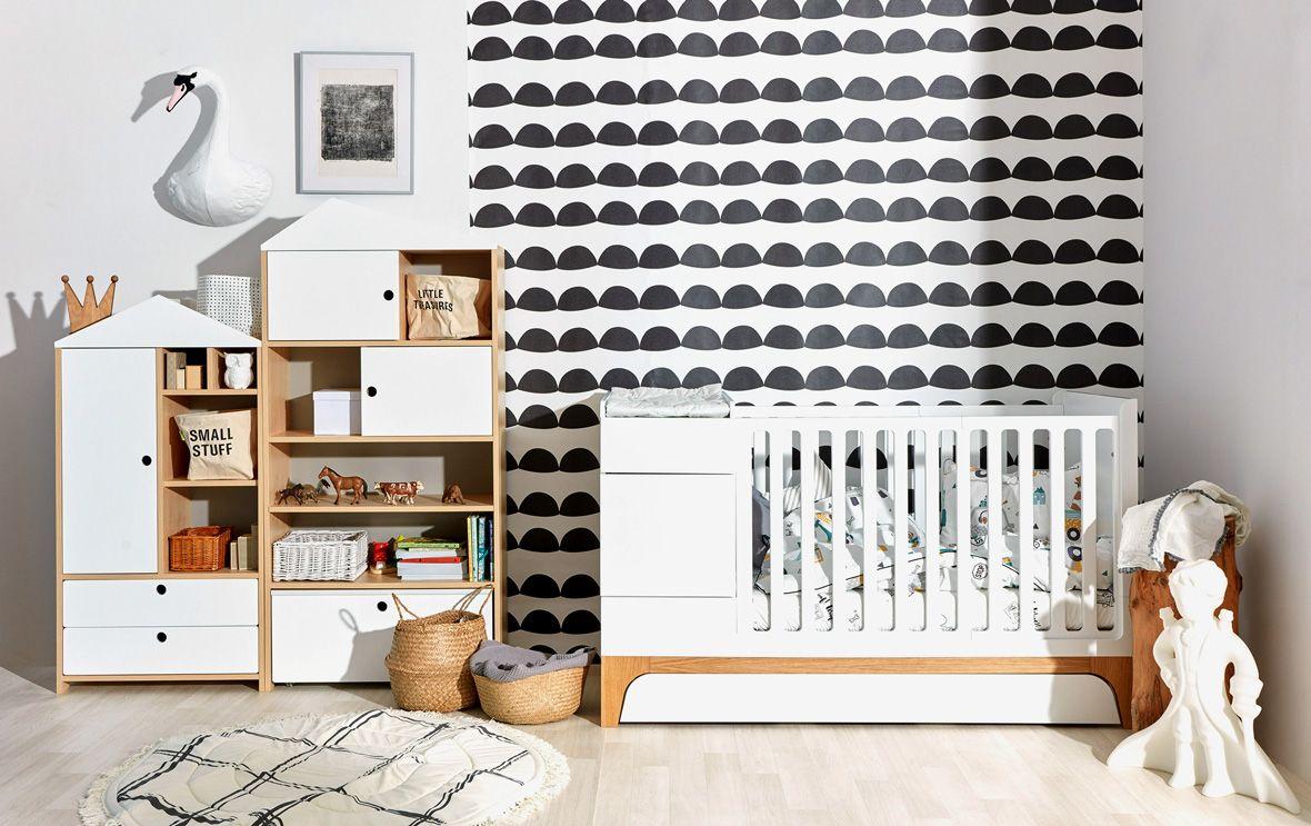 Lit Bebe Combine Evolutif Et Transformable Hygge En 2020 Lit Bebe Design Lit Bebe Decoration Chambre Bebe