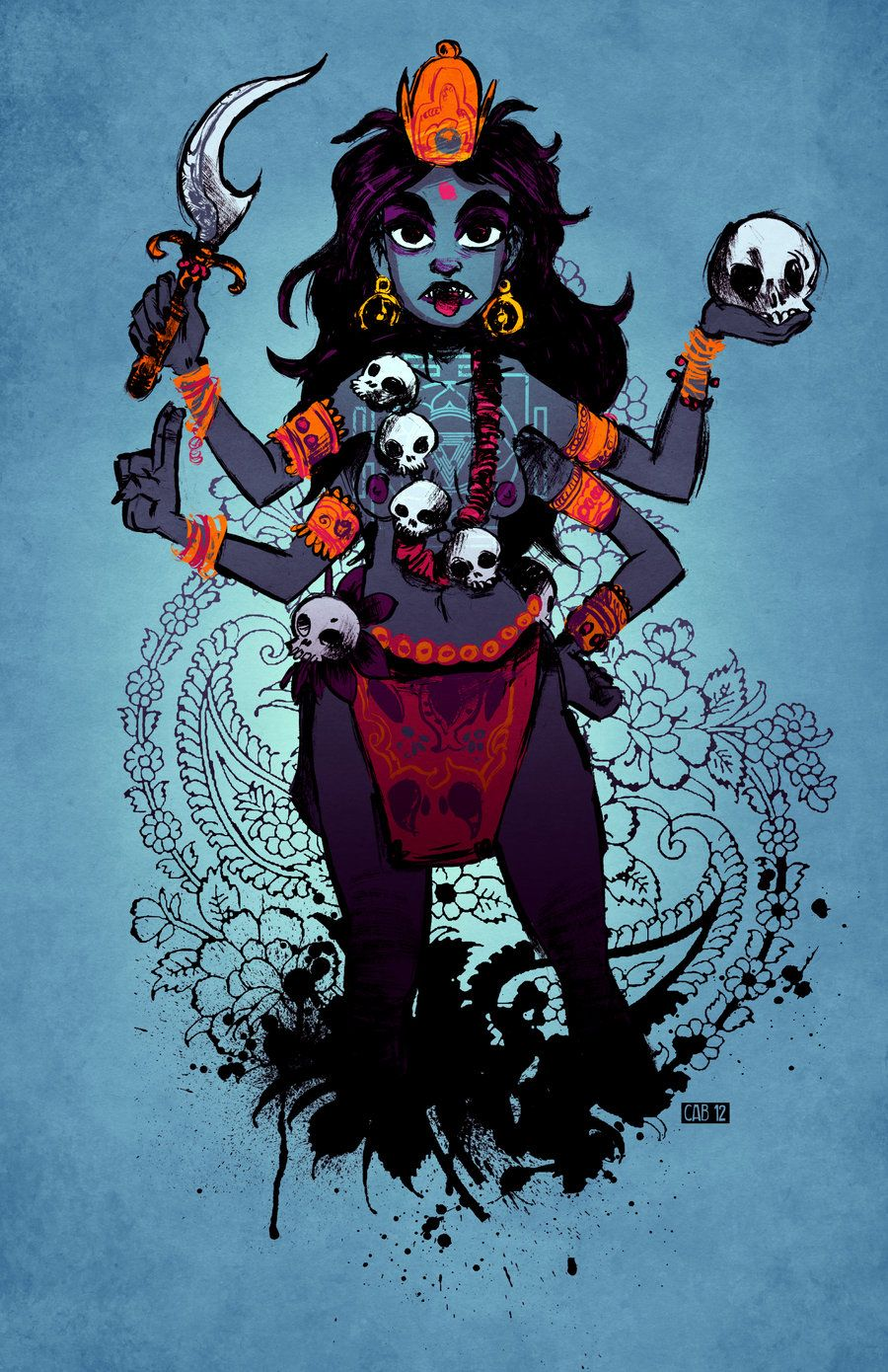 Kali by ~Cabycab on deviantART