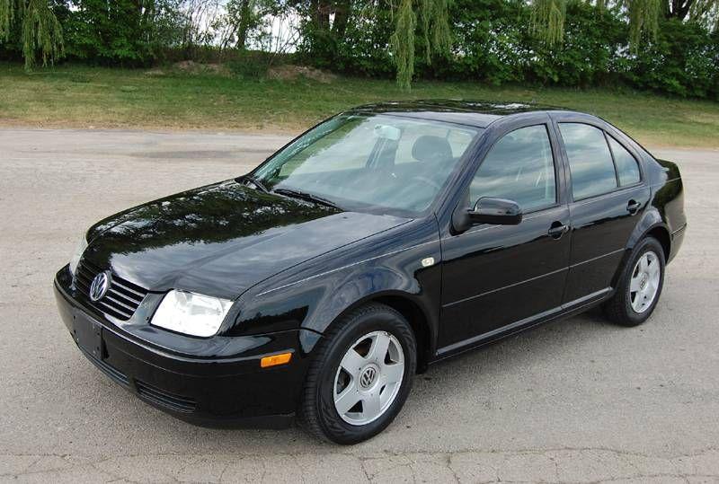 My Seventh Car 1999 Volkswagen Jetta