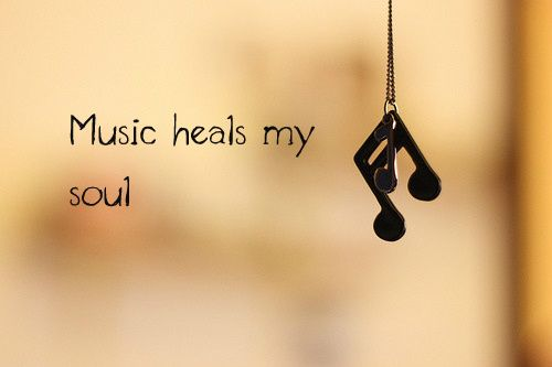 Music Heals The Soul Quotes Www Picswe Com