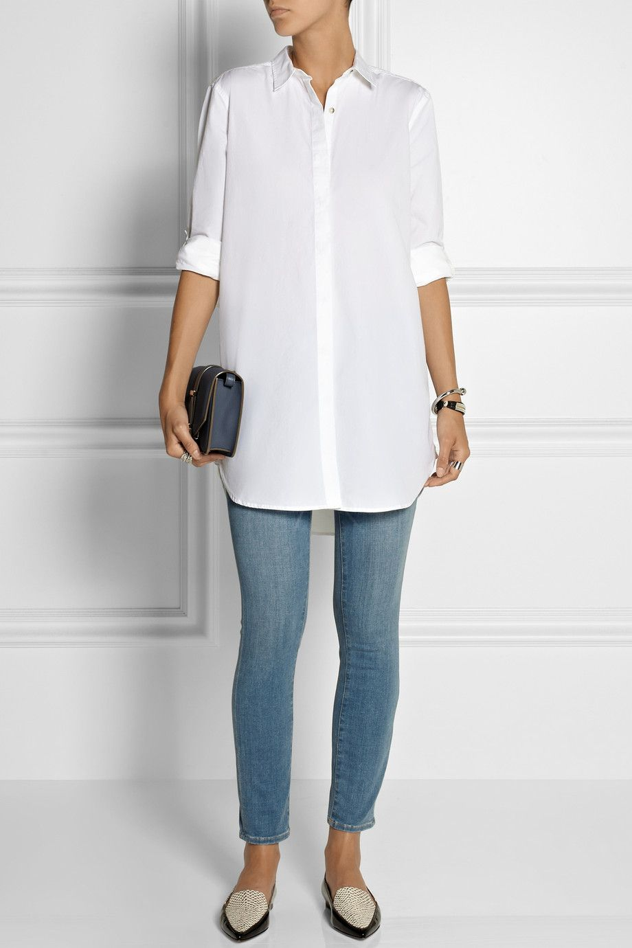 Oversized cotton shirt Mih Jeans Cheap And Nice Authentic Cheap Price FjDGbD
