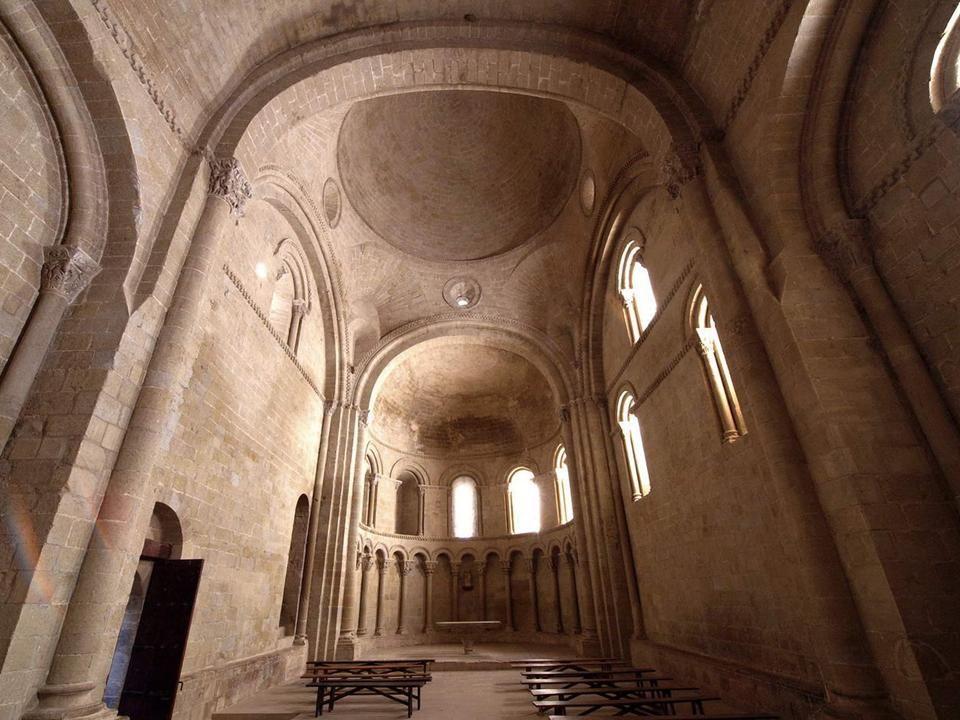 Castillo de Loarre Huesca Espaa  Architecture  Pinterest
