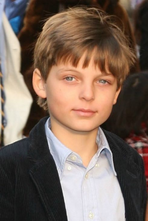 Childrens Hairstyles For School In : Latest sexy and messy boys hairstyle cute haircuts 2012