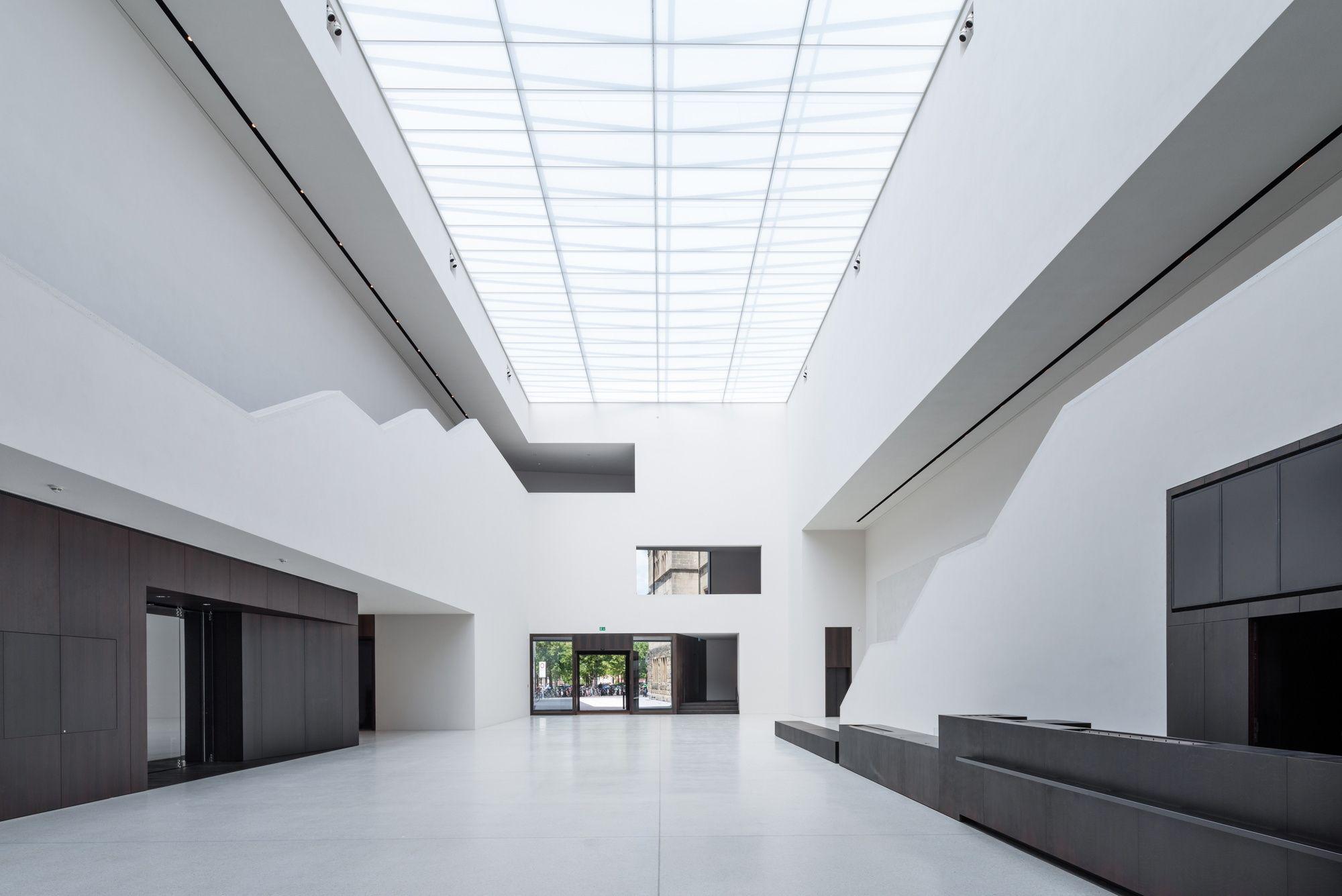 Innenarchitektur Münster staab am dom landesmuseum in münster wird eingeweiht münster