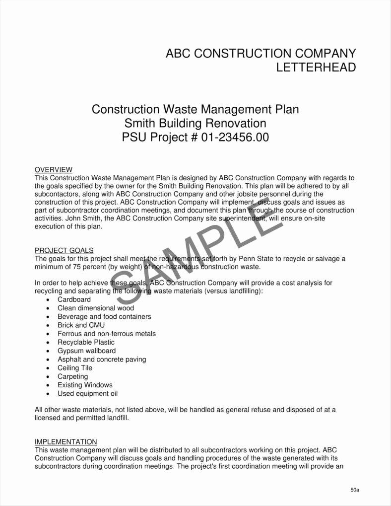 General Contractor Business Plan Template New Electrical Contractor Business Pla General Contractor Business Business Plan Template Business Plan Template Word