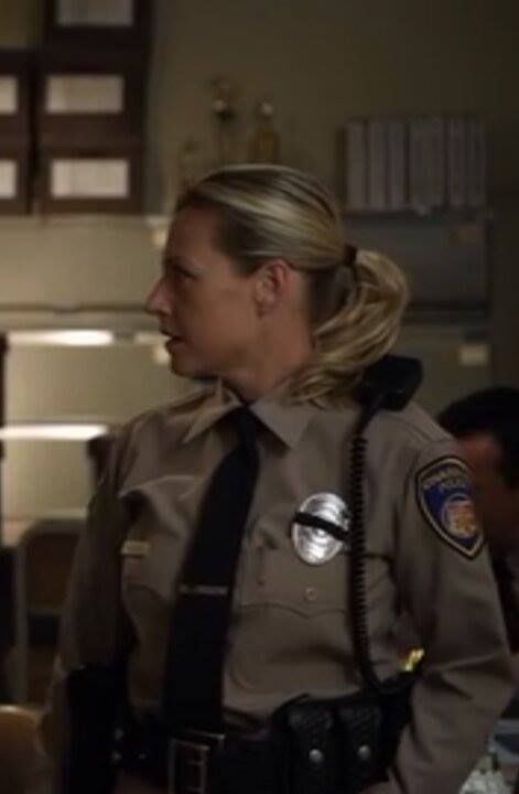 Deputy Candy Eglee Is A Member Of The Charming Police Department She Is Shown To Be Sympathetic Towards Samcro And Th Smart Women Lets Be Cops Sons Of Anarchy