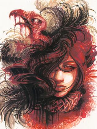 Nicole Marie McCord • Fine Art Prints • Two Crows Printing