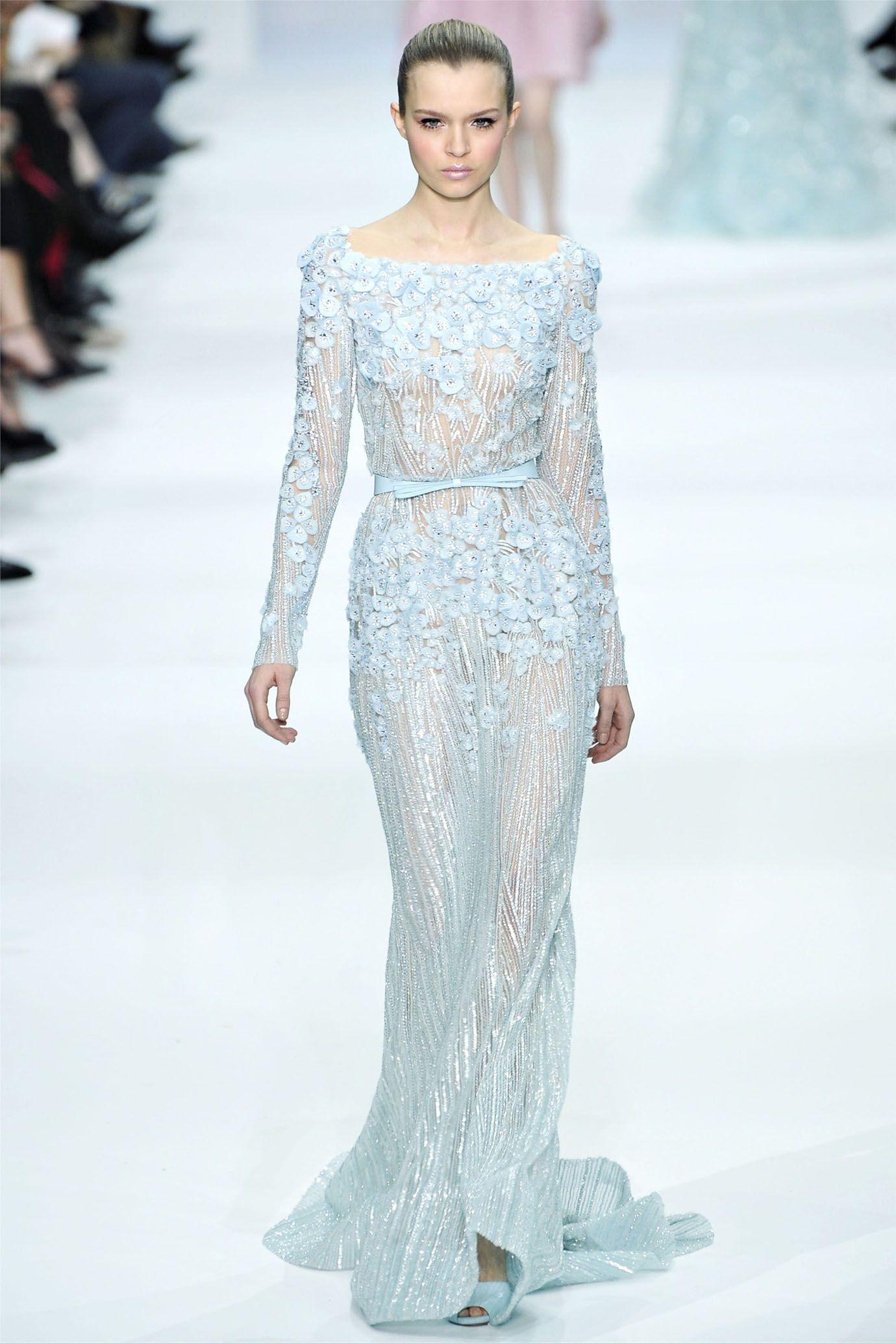 Modern Eli Saab Wedding Dresses Embellishment - All Wedding Dresses ...