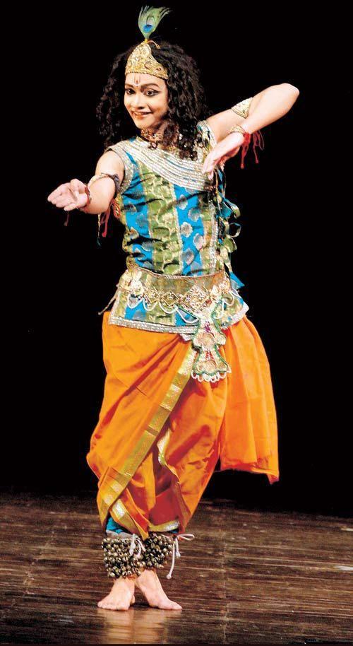 Vishal Krishna - Bhakti dancer