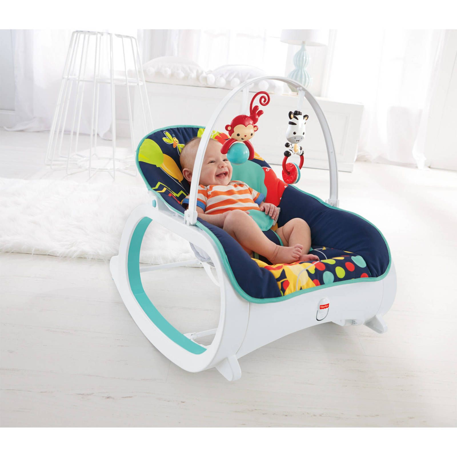 New Fisher Price Infant Car Seats Toddler Baby Chair Play Bouncer Free Shipping Baby Rocker Baby Seat Cool Baby Stuff