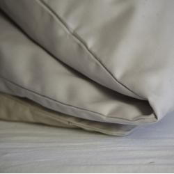 Photo of Lupfig fitted sheet 180×200 sand ikarus