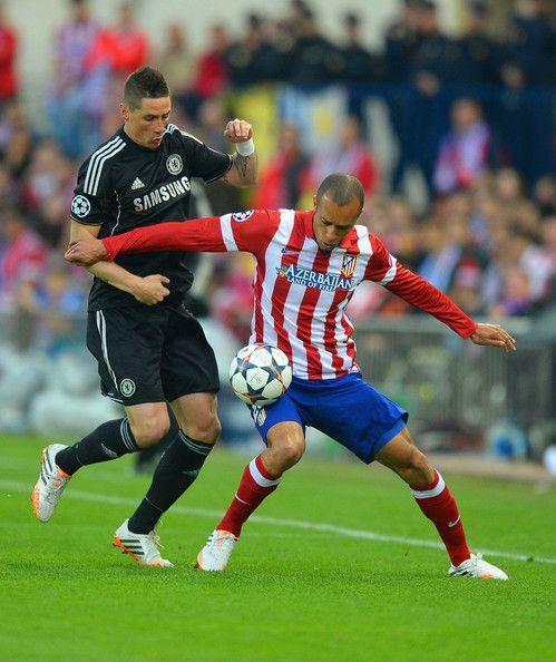 Fernando Torres Photos Photos Club Atletico De Madrid V Chelsea
