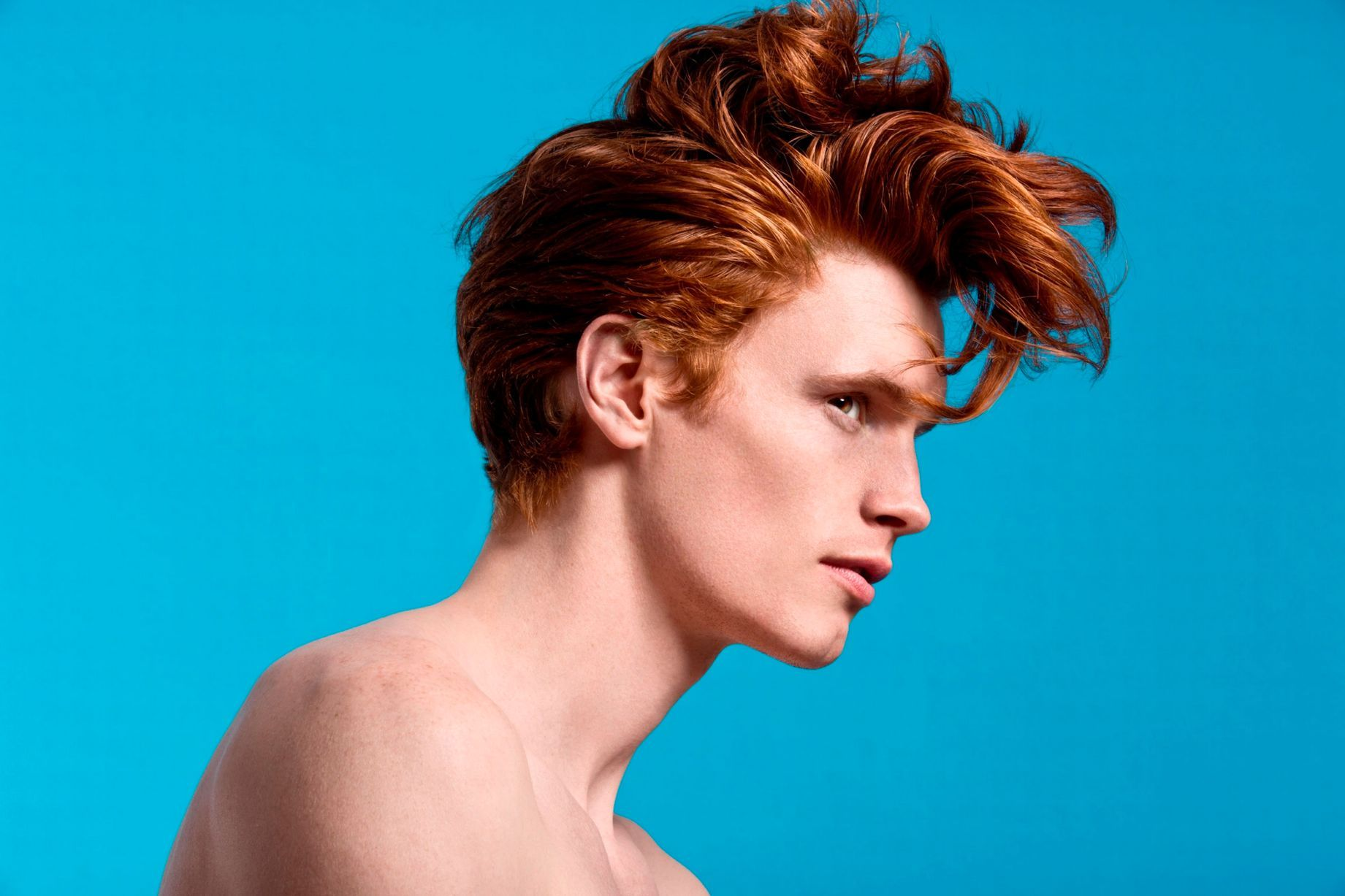 Think ginger men arenut sexy These photos will change your mind