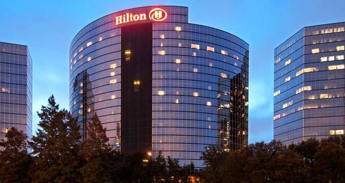Hotels In Dallas Texas Hilton Lincoln Centre Dallas Tx