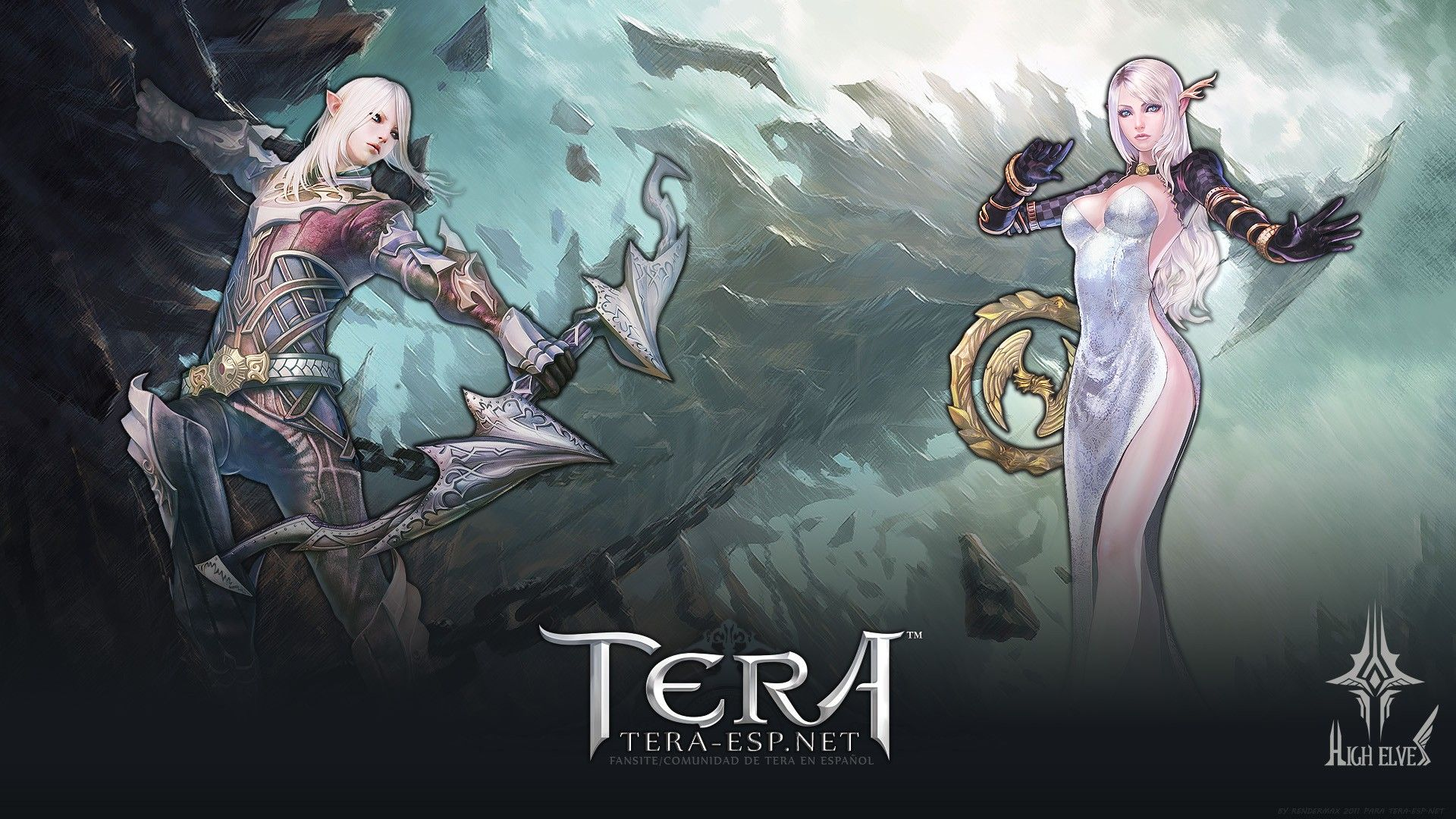 Video Game Tera Wallpaper En 2019