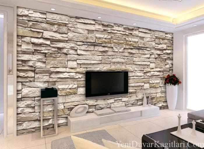 koçtaş taş desenli duvar kağıdı modelleri 2016 yeni