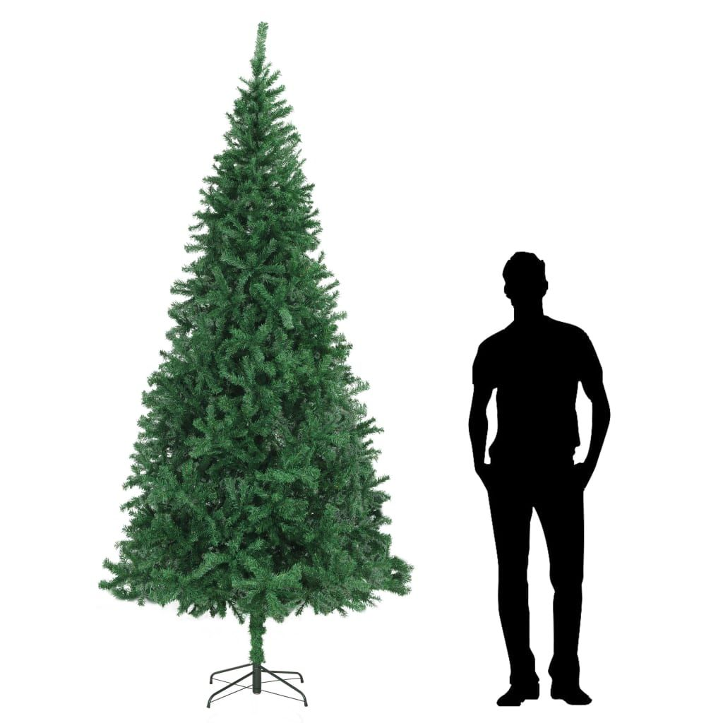 Vidaxl Artificial Christmas Tree 118 1 Green In 2021 Artificial Christmas Tree Mall Decor Christmas Tree