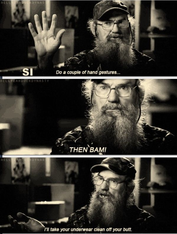 Pin On Duck Dynasty