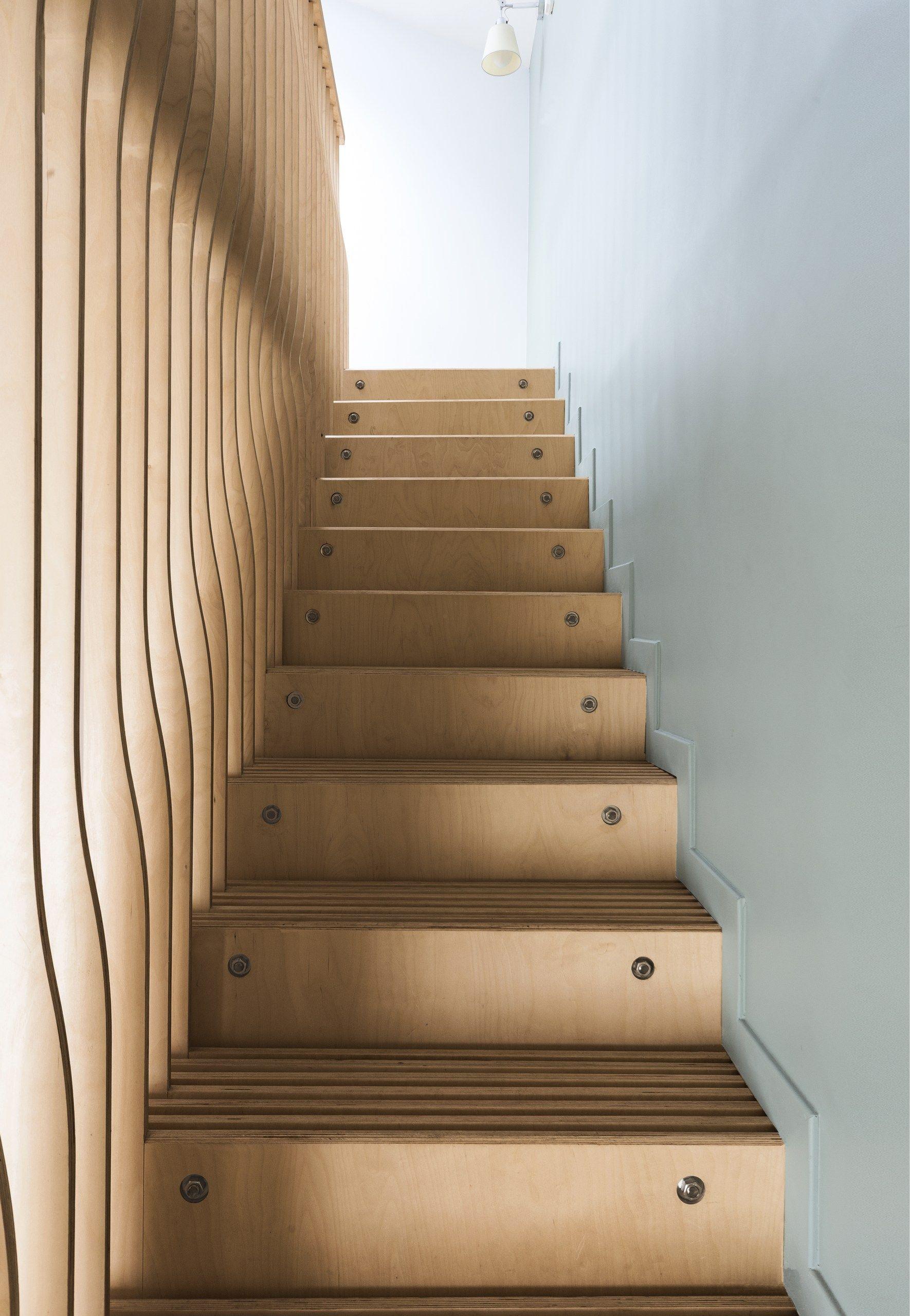 Creteil Escalier Escalier Rampe Escalier Maison