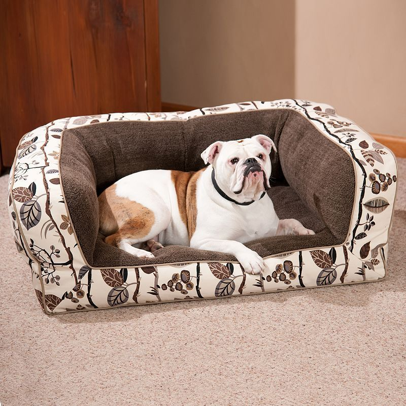 Doctors Foster Smith Rectangular Sofa Pet Bed Pet Sofa Bed